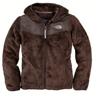 The North Face Oso Plush Fleece Zip Up Hooded